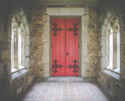 Door Wrap