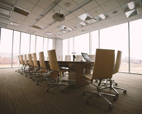 Office Interior Wraps
